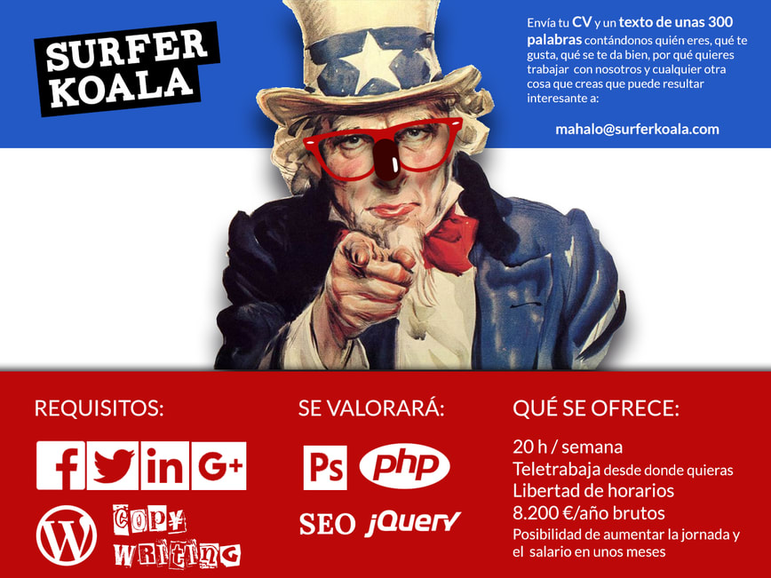 Oferta de trabajo especialista en Marketing Online